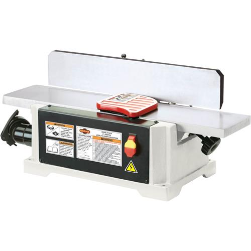 Shop Fox W1814 6 2hp Jointer Bench Top New In Box Ebay