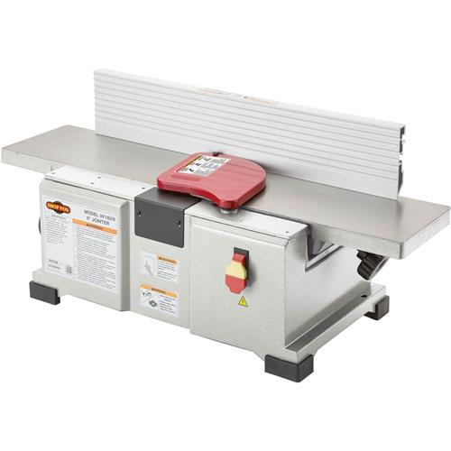 Shop Fox W1829 6 1 1 2hp Jointer Bench Top Replaces W1814 New In Box Ebay